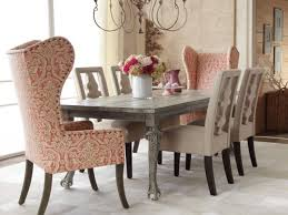 dining room printed dining chairs studded dining room chairs