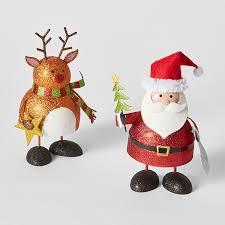 Christmas Reindeer Decorations Australia by Christmas Bobblehead Decoration Target Australia