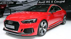 audi sports car audi sport confirms rs onslaught six new cars by late 2018