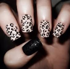Nail Designs Cheetah Print Nail Designs Cheetah Nail Designs Easy Nail