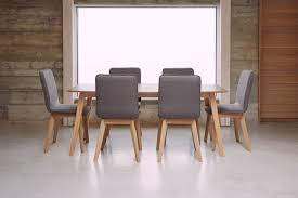 6 seater oak dining table fancy modern oak dining chairs 16 beautiful contemporary table and 6