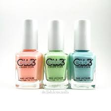 the best watermarble polishes de lish ious nails
