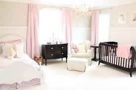 Pink And White Curtains For Nursery Blackout Pink And White Curtains For Nursery Pink And White