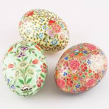 paper mache easter baskets 93 best paper mache easter eggs images on easter eggs