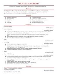 Sample General Laborer Resume by 19 General Laborer Sample Resume 1000 Images About Resume