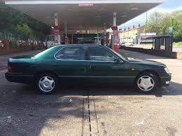 lexus ls400 parts uk lexus ls400 green 3969cc automatic luxury car in sparkhill west
