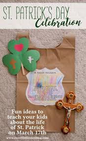 st patrick u0027s day craft that is actually about st patrick this