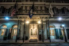 haunted hotels in new orleans stay with ghosts in a hotel