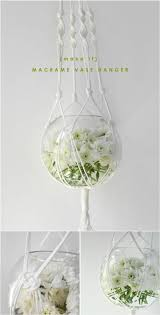 wall plant holders best 25 plant hangers ideas on pinterest plant hanger macrame