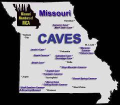 missouri caves map caves in missouri area attractions in missouri by the missouri