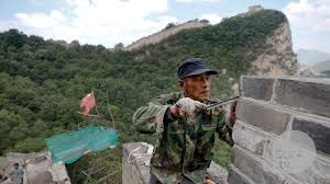 Wall Images by Rebuilding The Great Wall Of China One Brick At A Time South