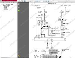nissan almera n15 wiring diagram wiring diagram and schematic design