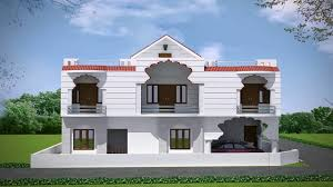 Home Design Plans Bangladesh by Bungalow House Design In Bangladesh Youtube