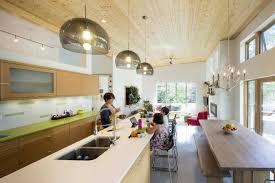 Home Design Jobs Edmonton Modern Edmonton Bungalow Utilizes Concrete To Make It Energy