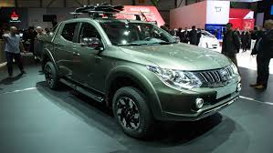mitsubishi l200 2015 video the new mitsubishi l200 available in 2015 auto moto