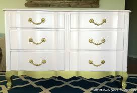 gold dresser gold dipped pink dresser
