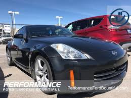nissan 350z horsepower 2006 nissan 350z coupe in utah for sale used cars on buysellsearch