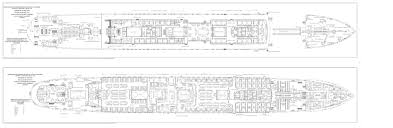 the empress of ireland fench deck plan collection on storenvy