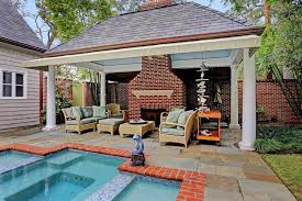 Outdoor Fireplace Houston by 3460 Piping Rock Lane Houston Tx 77027 Greenwood King Properties