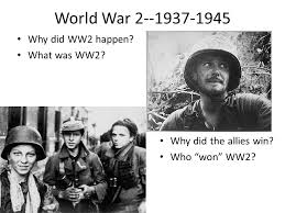 when did world war 2 take place what year best place 2017