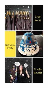 star wars birthday party part i five marigolds