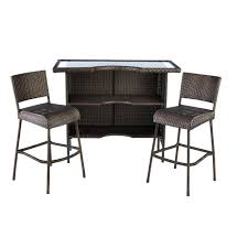 Walmart Patio Tables by Patio Ideas Walmart Three Piece Patio Set Beverly 3 Piece Wicker