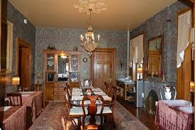Dining Room Picture Of Victorian Mansion Galena TripAdvisor - Mansion dining room