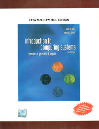 introduction to computing systems 2nd edition buy introduction