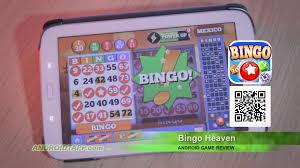 bingo heaven apk bingo heaven android review