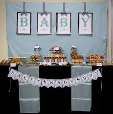 backdrop for baby shower table diy baby shower themes for boys jongens party favors en gepofte