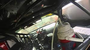 racer tim bell u0027s huge car crash during continental tire sportscar