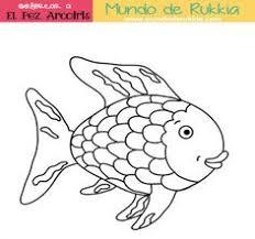 el pez arco iris ii color theme animal activities