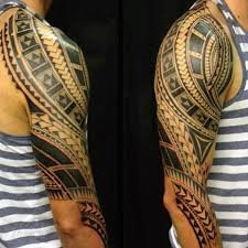 90 tribal sleeve tattoos for manly arm design ideas
