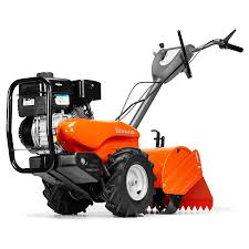 shop husqvarna drt900 205cc 17 in rear tine tiller carb at lowes com