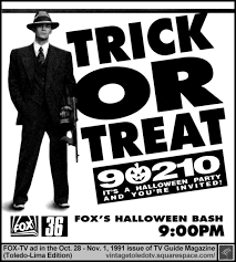 vintage toledo tv halloween ads new york undercover