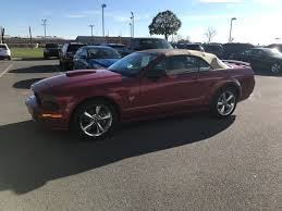 ford mustang 2009 convertible 2009 used ford mustang 2dr convertible gt at auto