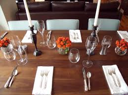 water glasses on table setting fun with setting the table recipe mashups