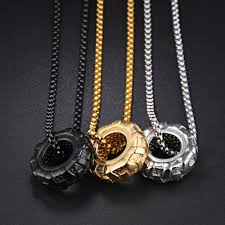 Personalized Mens Necklaces Aliexpress Com Buy Fate Love Brand Personalized Men Necklace