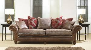 Classic And Aesthetic Leather Sofa Design For Home Interior - Classic sofa design