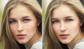 Blu U Before And After Photodirector Complete Photo Adjustment U0026 Design Cyberlink