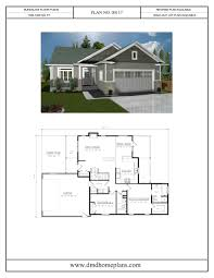 bungalow plans dmd home plans