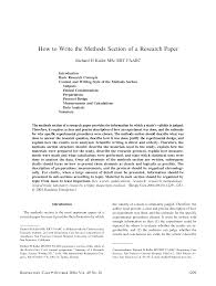 research paper how to write methods for research paper order custom essay case study analysis paper