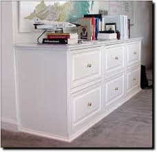 built in filing cabinets built in file cabinets office