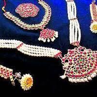 big jimikki imitation temple jewelry