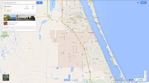 Cape Coral Fl Map Palm Bay Florida Map
