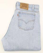 Levis 582 Comfort Fit Jeans Levi U0027s Extra Long High Rise Jeans For Men Ebay
