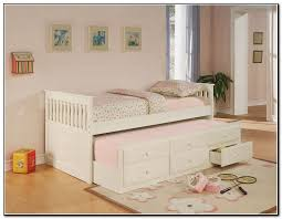 Girls Twin Bed With Storage by Kids Girls Twin Trundle Bed With Storage U2014 Modern Storage Twin Bed