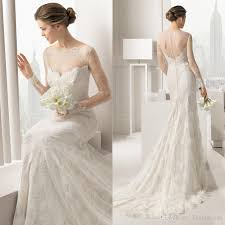 vintage wedding dresses with sleeves discount 2015 vintage wedding dress sleeves wedding gown a