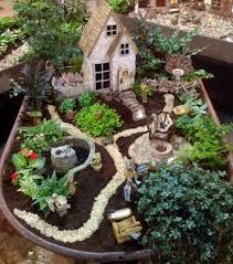 cheap garden landscaping ideas how to make diy miniature fairy