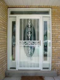 security screen doors for sliding glass doors dombrowski home improvements llc window replacement door
